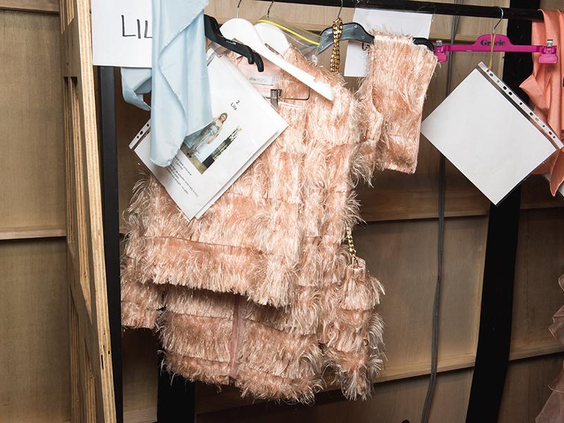 What exactly is a Wardrobe Stylist? Inside a wardrobe